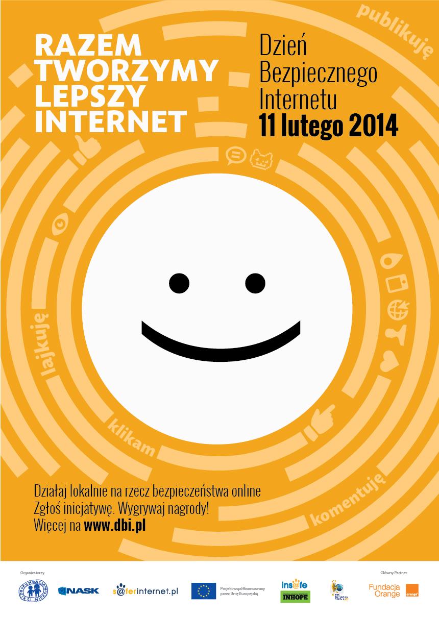 Plakat DBI 2014