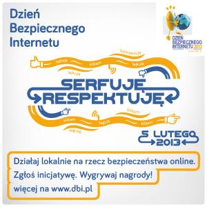Dzie� Bezpiecznego Internetu 2013